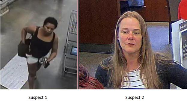 Police search for suspects in stolen credit card, identity theft case