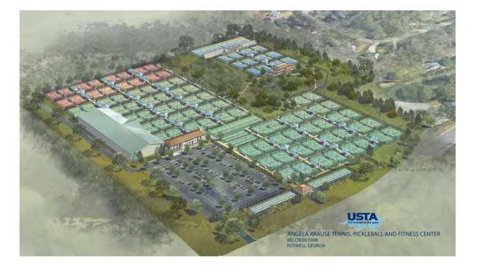 Roswell nixes planned tennis  complex