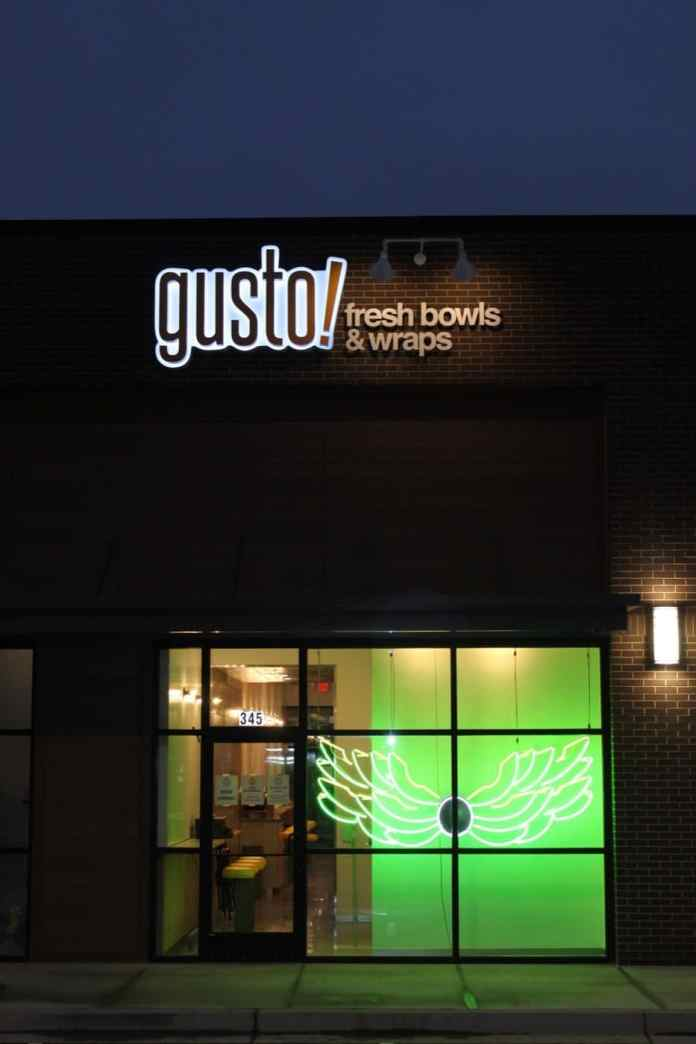 New gusto! restaurant to open Jan. 15 in West Midtown Center