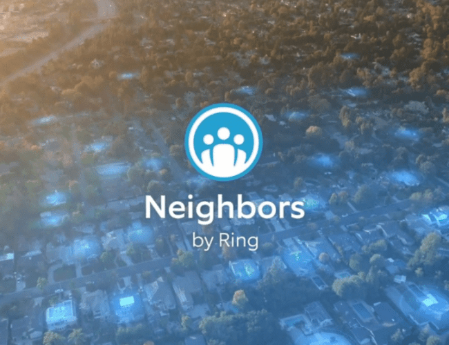 Brookhaven Police Department joins Neighbors by Ring