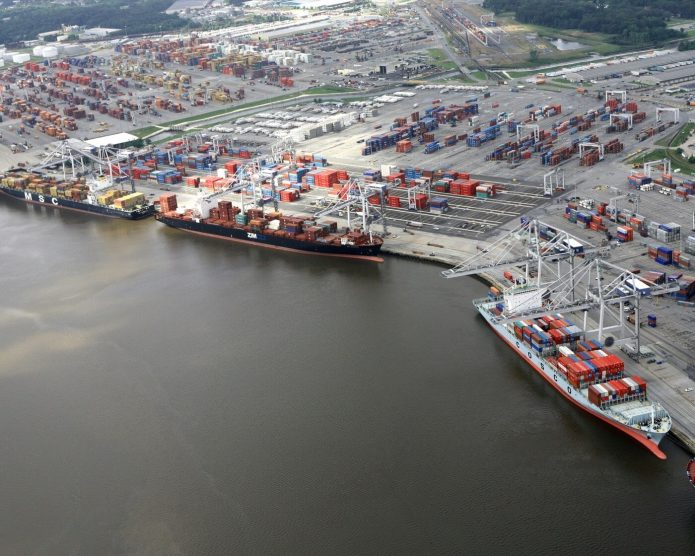 Georgia's senators are worried about how Trump's Chinese Tariffs could harm the ports of Savannah and Brunswick