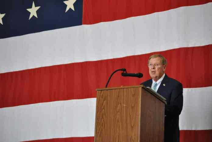 Everything you need to know about Johnny Isakson resigning from the Senate