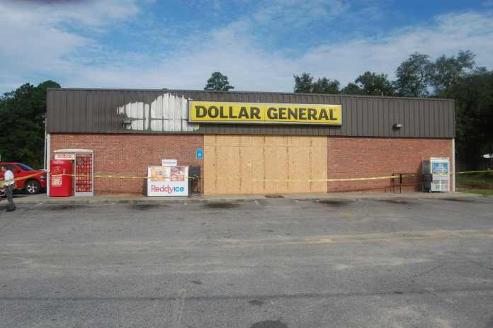 Georgia woman arrested for setting fire to Dollar General she managed while customers were inside