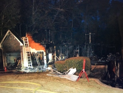 Two children dead after fire in Forsyth County home