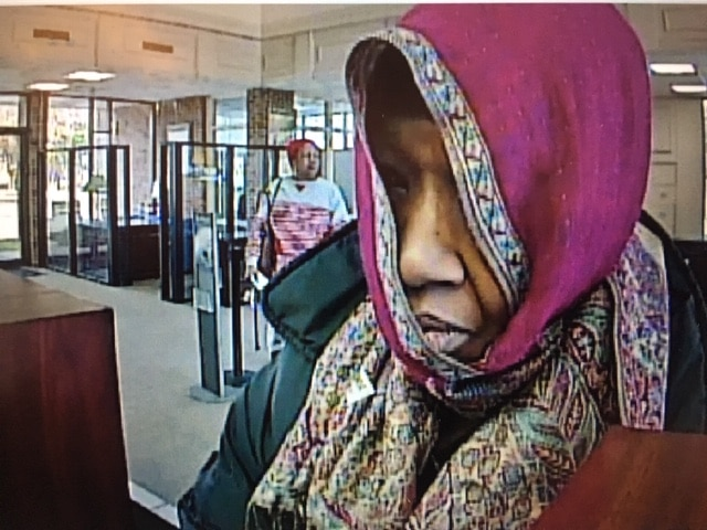 Woman wanted for attempted robbery of Macon bank
