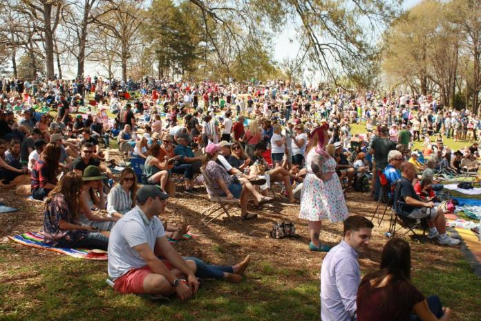 Are you going to the Brookhaven Cherry Blossom Festival?
