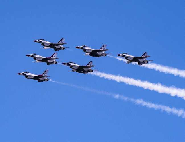 The Wings Over North Georgia Air Show will be a drive-in this year