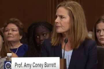 Georgians react to confirmation of Amy Coney Barrett to the Supreme Court