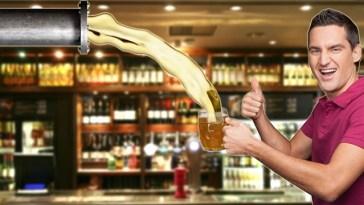 bira tüneli