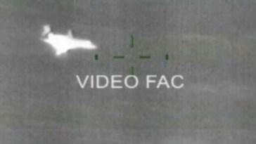 kokainle denize çakılan uçak