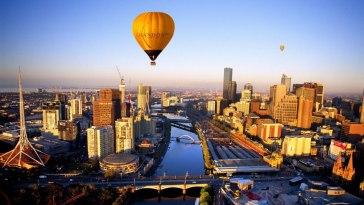 Melbourne-view