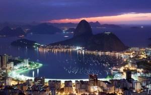 Rio de Janeiro ve Petrópolis