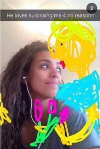 Snapchat komik yalnızlar