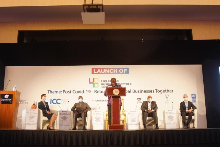 My Government Has Funded Over Funded Over 9,000 Start-Ups, Akufo Addo. 8