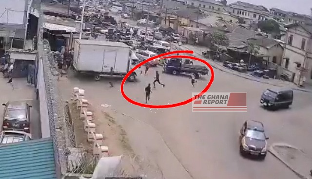 JUST IN: Scenes From Fatal 'Bullion Van' Robbery Captured On CCTV Emerges – WATCH 4