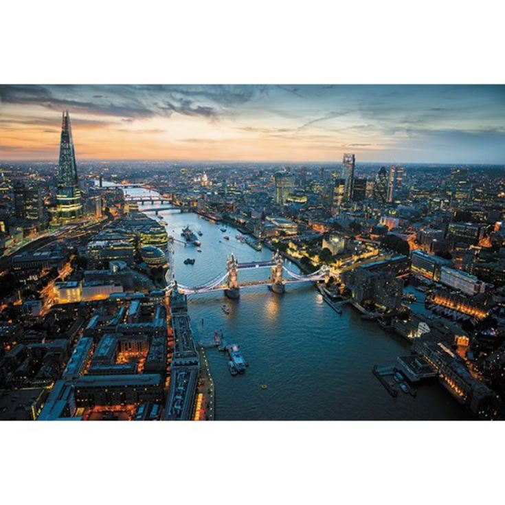The View From The Shard With 3 Course Michelin Dining And