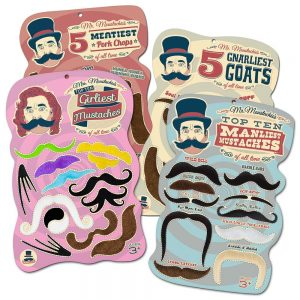 stocking stuffer ideas sticky mustache