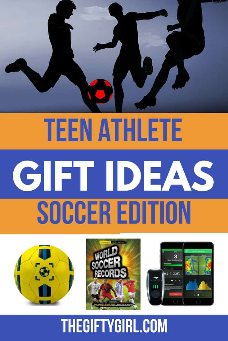 More than 20 great gift ideas for teens who love soccer. These gifts will help teens develop their soccer skills while having fun!