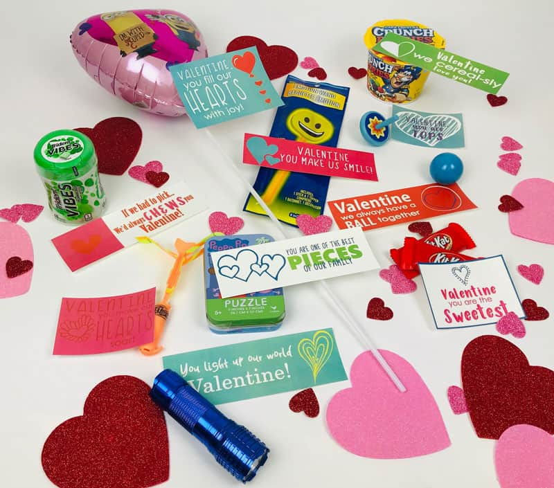 DIY Valentines gifts for kids, 14 simple and fun ideas for Valentine gift for kids from parents