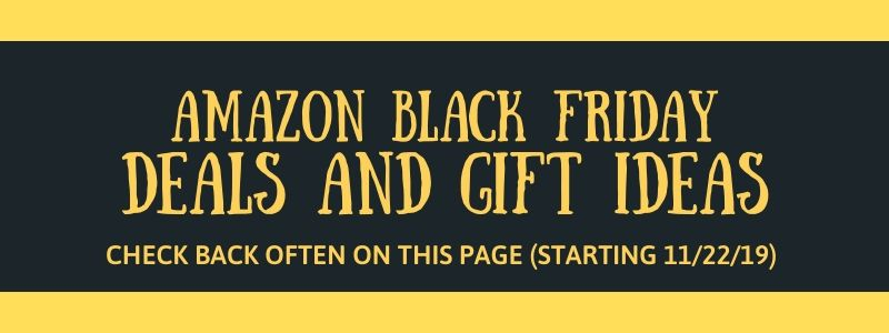 amazon black friday 2019 best deals and gift ideas