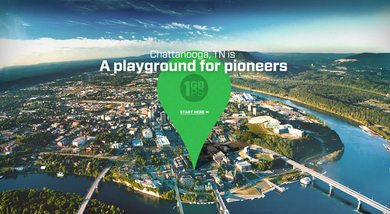 chattanooga TN playground for pioneers