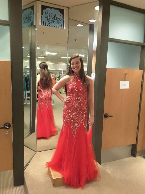 The Gilded Gown - Knoxville TN Girls Wanna Have Fun Inspo Prom 2016