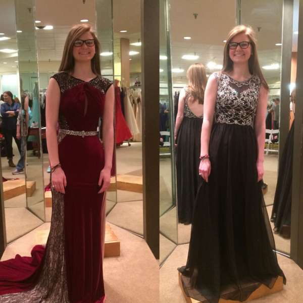 The Gilded Gown - Knoxville TN - Store Shot 2 Prom 2016