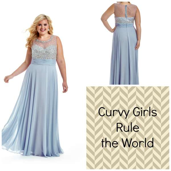 The Gilded Gown - Knoxville TN - Curvy Girl Collage 3