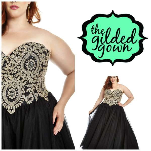 The Gilded Gown - Knoxville TN - Curvy Girl Collage 9