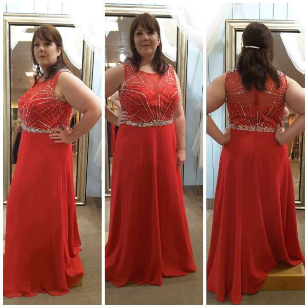 The Gilded Gown - Knoxville TN - Curvy Girl Prom Dresses 2016 5