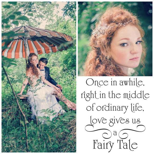 The Gilded Gown - Knoxville TN -Fairy Tale 1