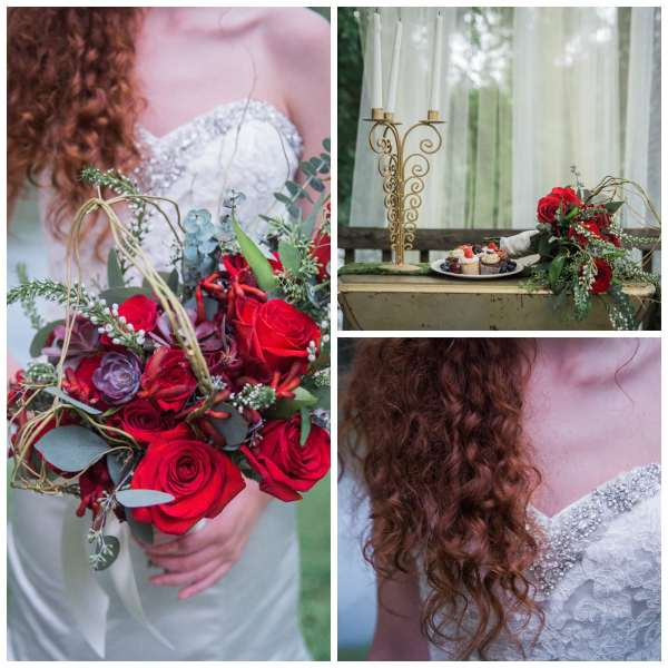 The Gilded Gown - Knoxville TN - Fairy Tale Wedding 1