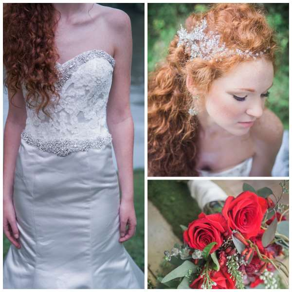 The Gilded Gown - Knoxville TN - Fairy Tale Wedding 13