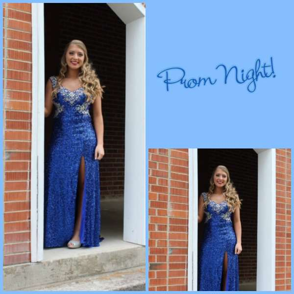 The Gilded Gown - Knoxville TN - Kira Luttrell Prom 2016