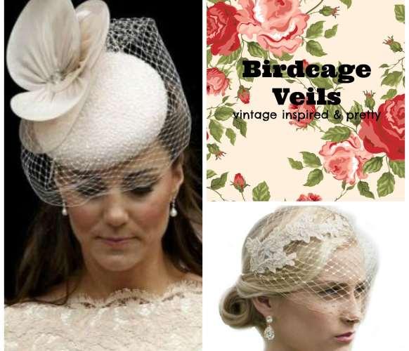 Birdcage Veils 3