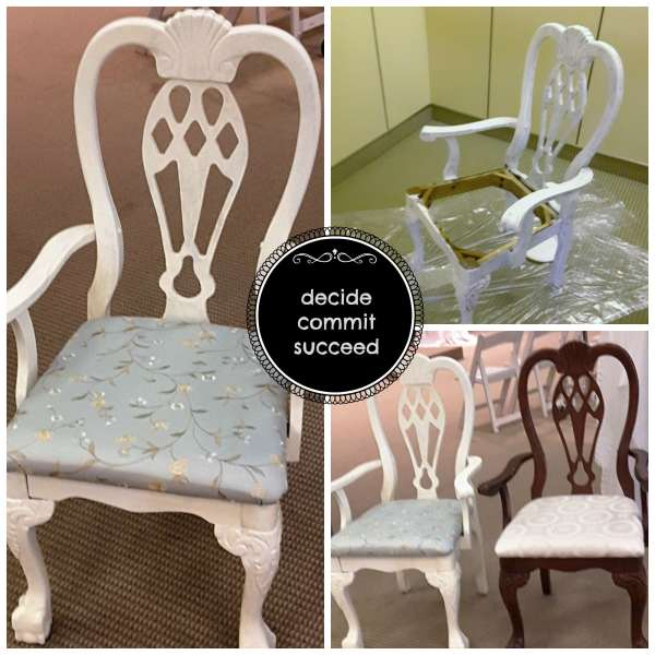 chair transformation decide