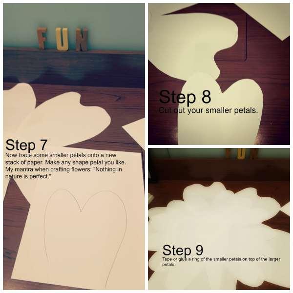 DIY Paper Flowers 4