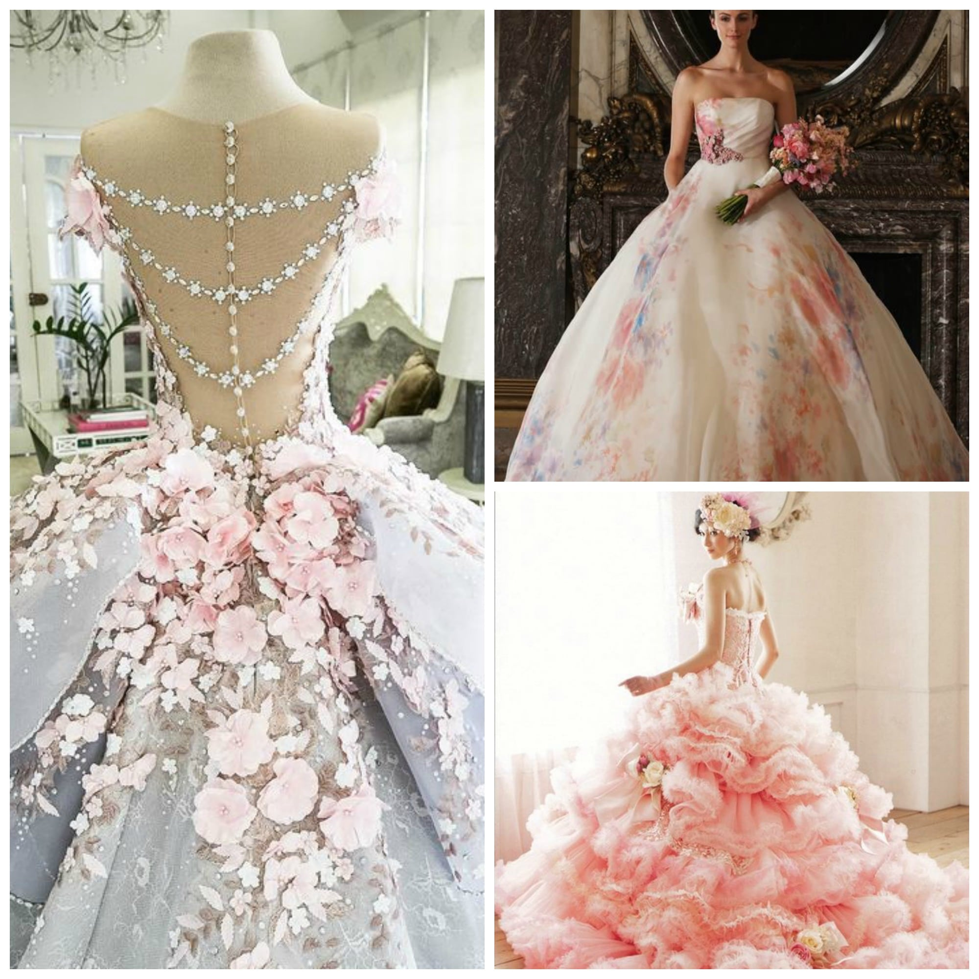 20 Unbelievably Extravagant Wedding DressesThe Gilded Gown The