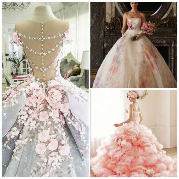 20 Unbelievably Extravagant Wedding Dresses!The Gilded Gown | The ...