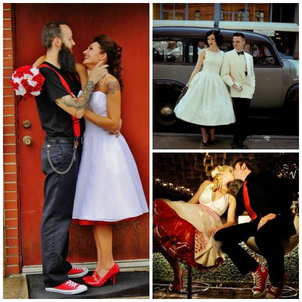 rockabilly-couple-collage