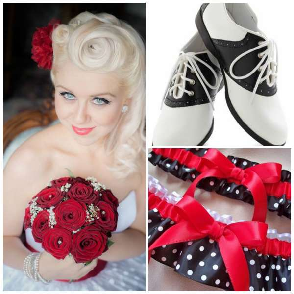 rockabilly-saddle-shoes-and-polka-dots-collage