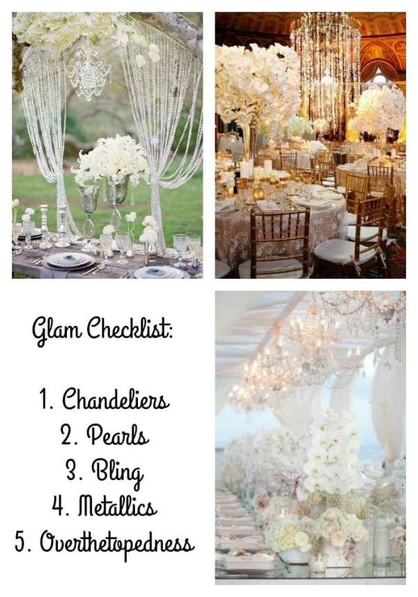 Glam Checklist
