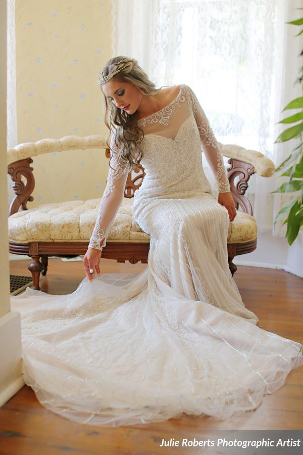 Knoxville Wedding Dress Plus Size Prom Bridal Gilded Gown