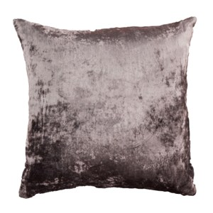 Velvet Charcoal Grey Cushion