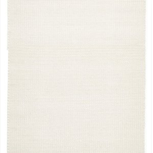 Scandinavian White Floor Rug