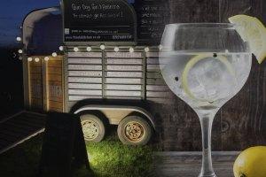 gin kitchen background