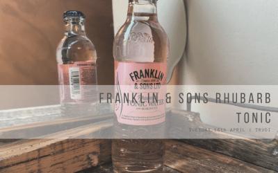 Franklin & Sons Rhubarb Tonic