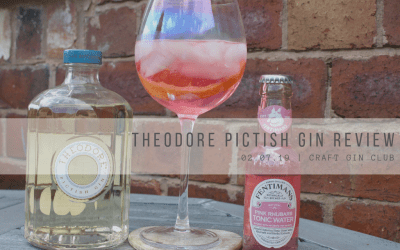 Theodore Pictish Gin Review