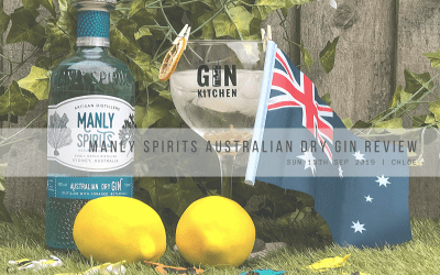 Manly Spirits Australian Dry Gin Review
