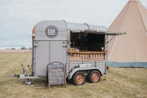 Mobile Gin Bar - Horsebox Bar Hire
